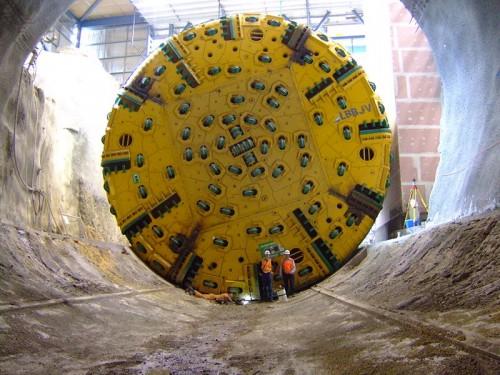 tunnel construction matilda