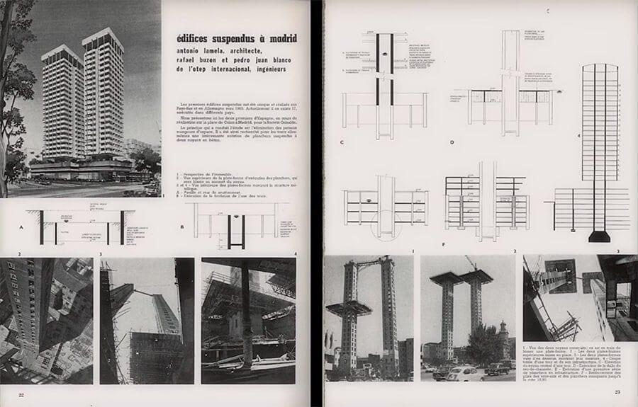 Construcción Torres de Colón