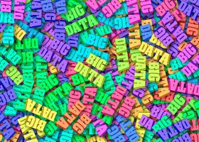 mosaic about big data