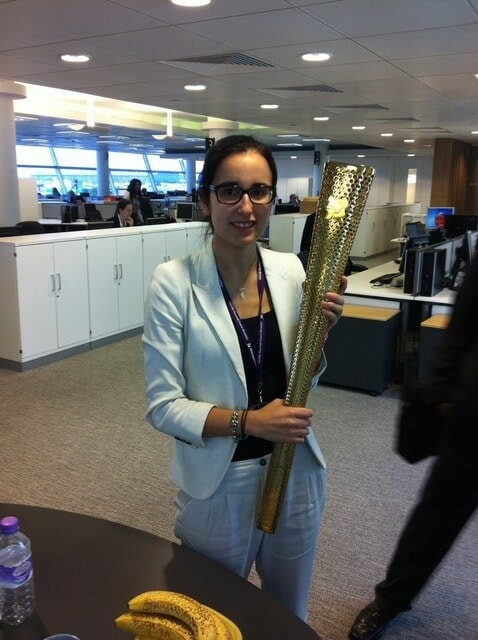 Heathrow Olympics