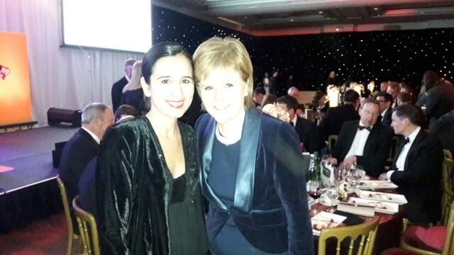 Glasgow Primera Ministra