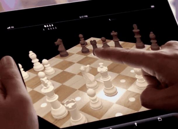 juego ajedrez virtual