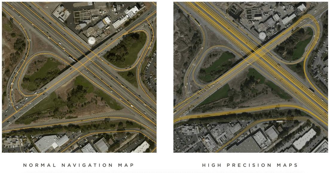 Diferencia de resolucion de mapas