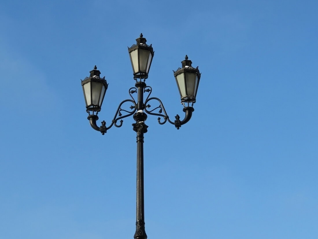 Electric streetlight