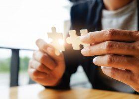 equilibrio entre lo tangible y lo intangible: encajando las piezas: