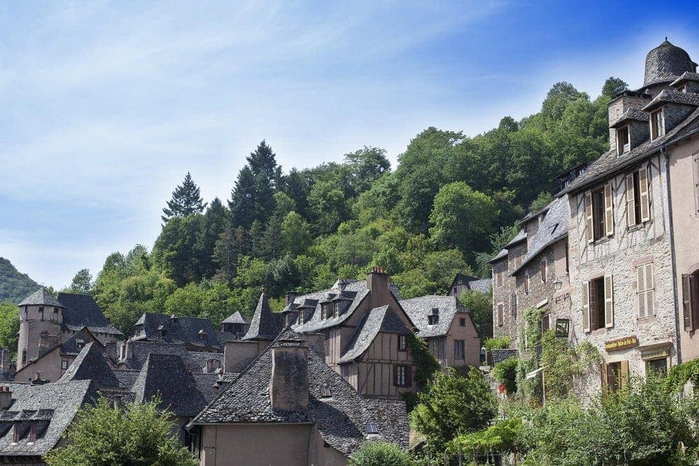 Conques French