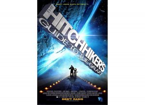 Film Hitchhikers guide to the galaxy