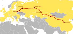 Proyecto del Nuevo Puente Terrestre Euroasiático / OBOR Europe