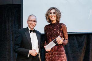 Belén Marquina, WICE award 2016