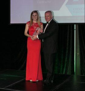 Concepción Vicente WICE award 2017