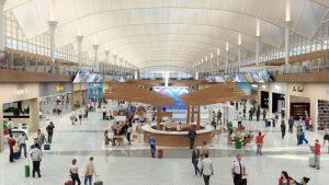 interior aeropuerto denver
