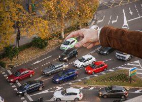 movilidad CASE vehículos conectados y eléctricos