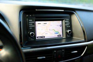 coches con tecnología integrada de navegación