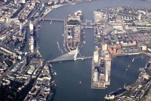 Erasmusbrug, Europe's largest cantilever bridge