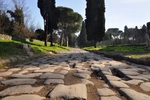 The Appian Way today