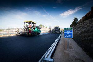Aragon highway