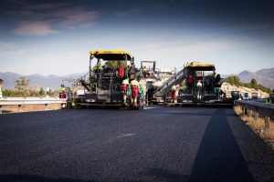 pavement and construction