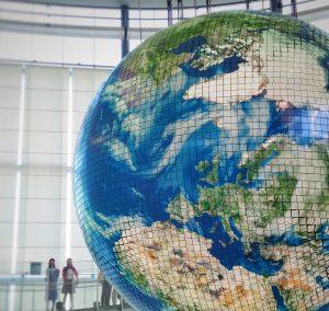 la tierra economía circular