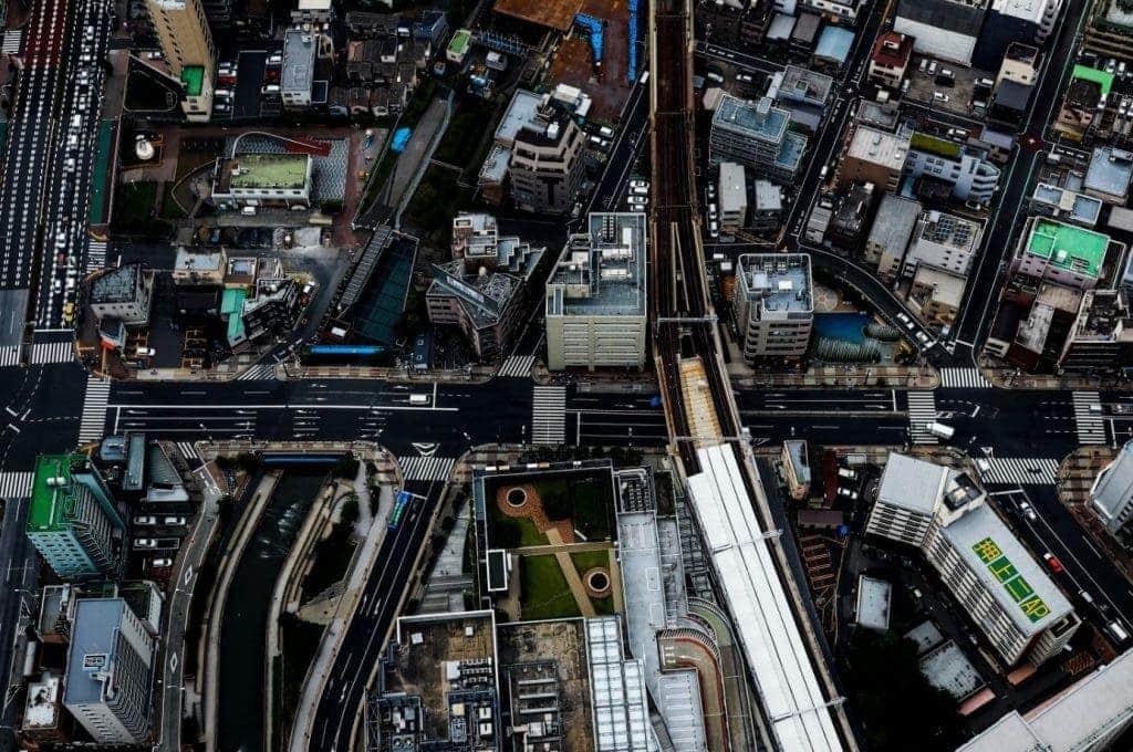 ciudad transporte movilidad