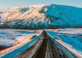elfos y carreteras, Islandia
