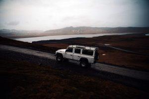 traffic roads Iceland