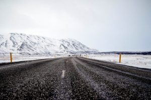system of roads stays closed, inaccessible