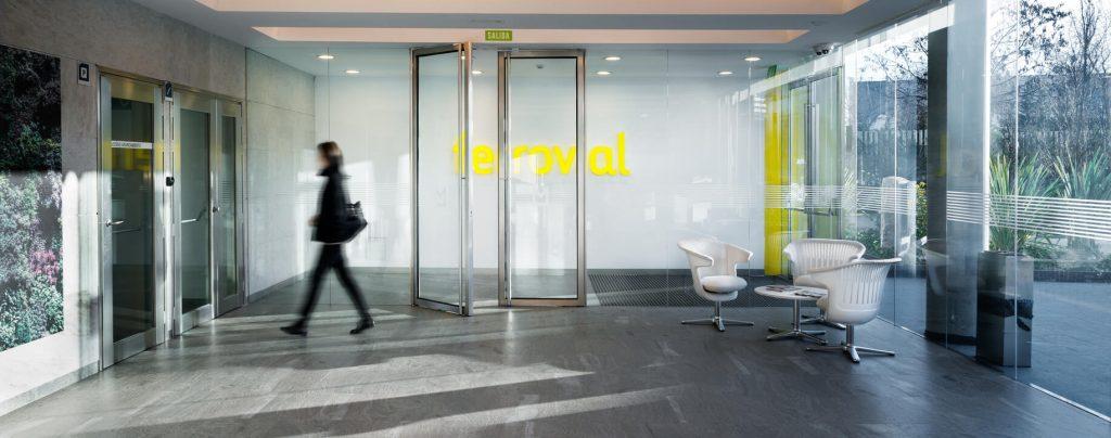 Oficinas Ferrovial