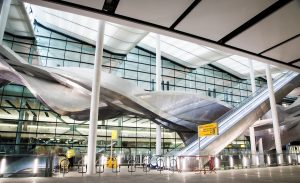 Heathrow Airport Interior