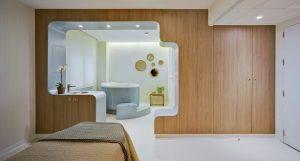 Diseño de las habitaciones de los hospitales y la recuperación de los pacientes