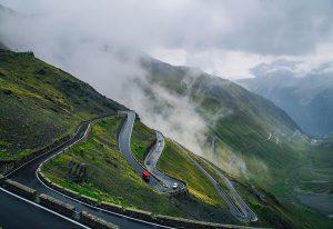 Movilidad del futuro carretera