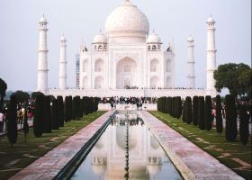 Amor y el Taj Mahal