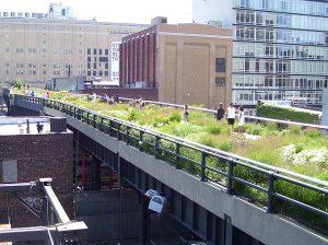 High-Line en Manhattan