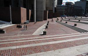 Centro de la ciudad de Boston