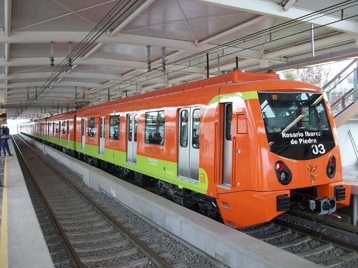Mexico's subway