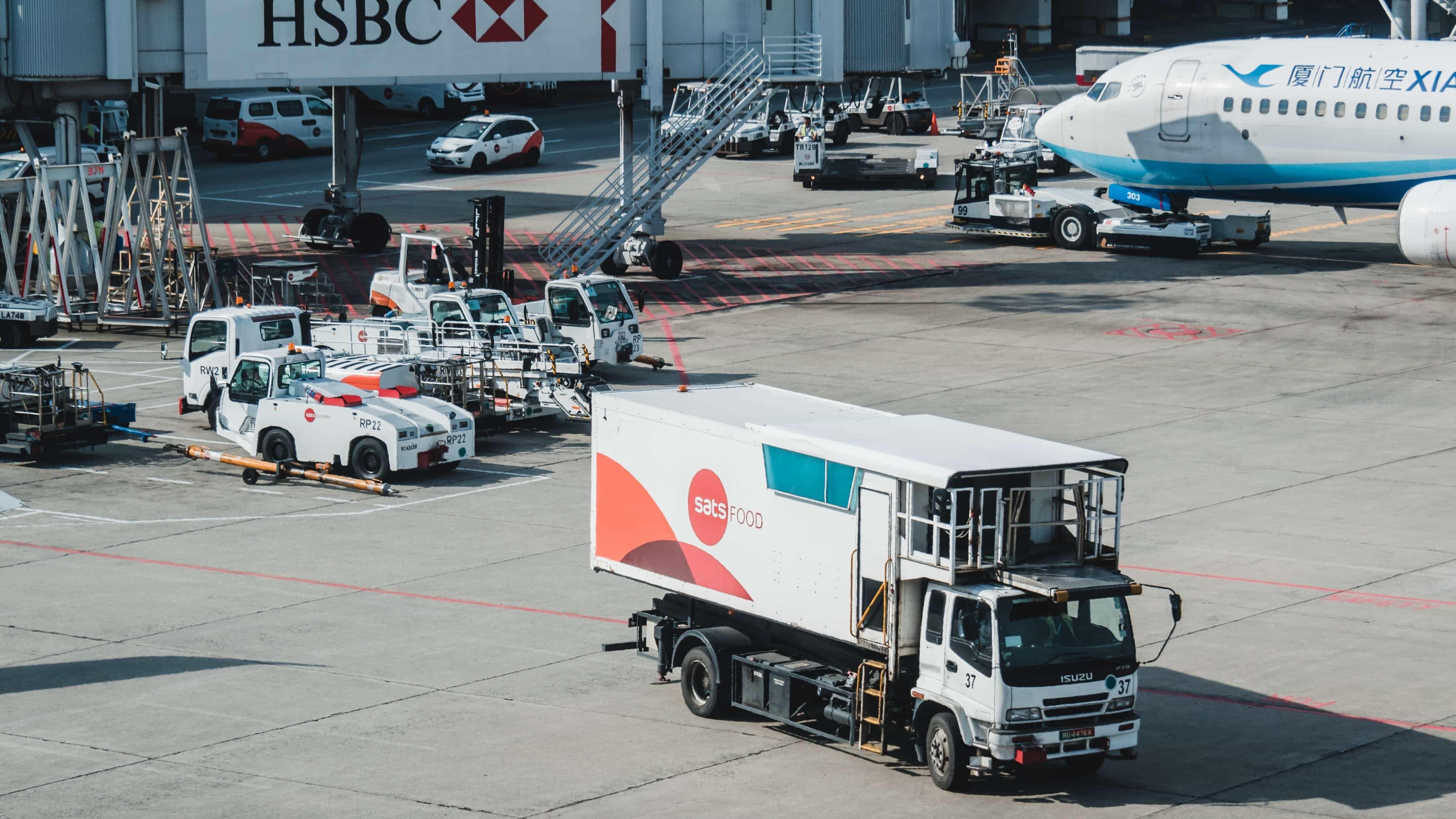 tecnología y aeropuertos