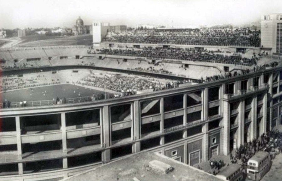 Santiago Bernabéu origins