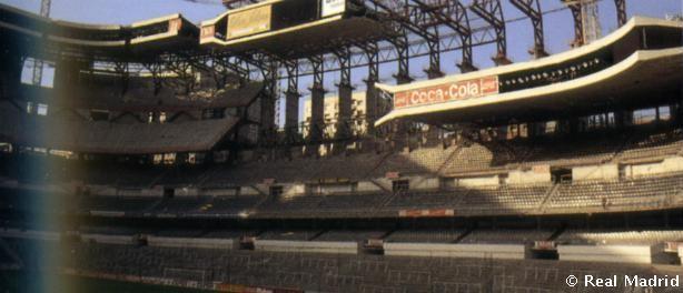 stadium underwent remodeling