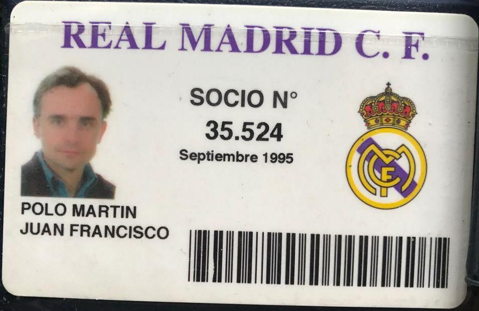 ID real madrid Juan Francisco Polo