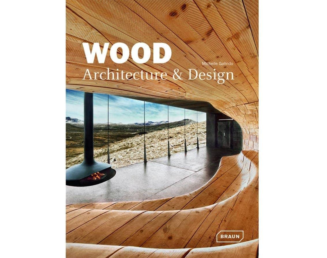 libro construccion Arquitectura y diseno con madera