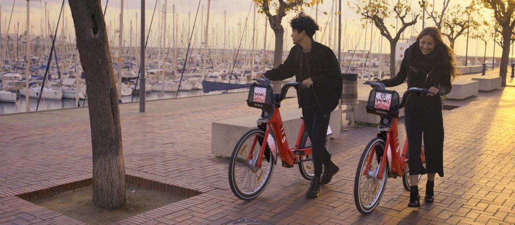 Bicycles Aren't Just for Summer Anymore