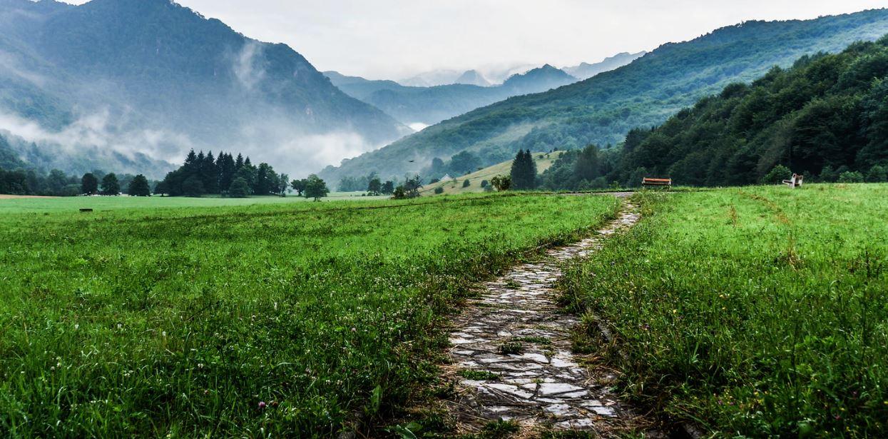 Caminos y distancias de hoy en día en juego de tronos