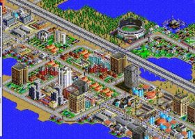 Captura de pantalla de una imagen de la ciudad del juego