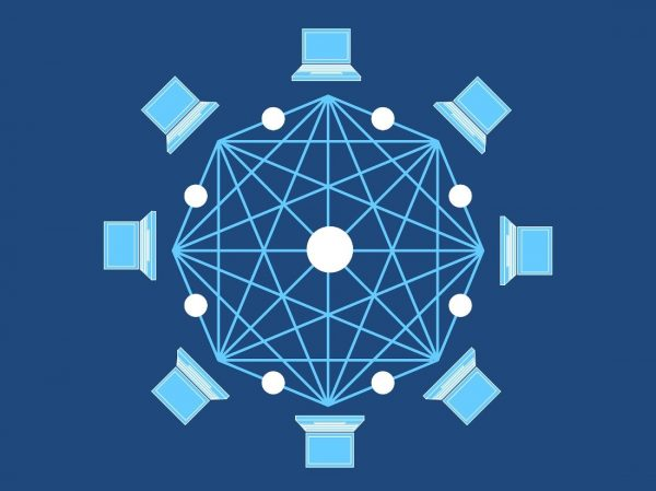 Implementación de la cadena de bloques en el suministro