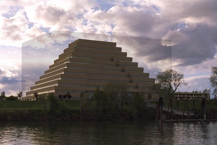 The Ziggurat,