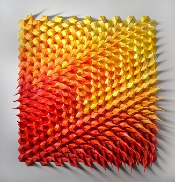 complex structure of Shlian paper