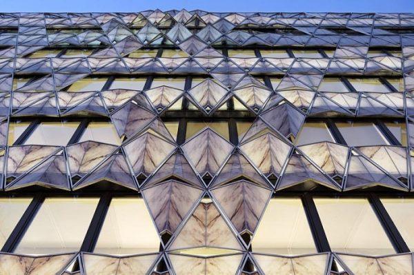 Manuelle Gautrand building in Paris