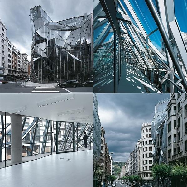 Coll Barreu Osakidetza building