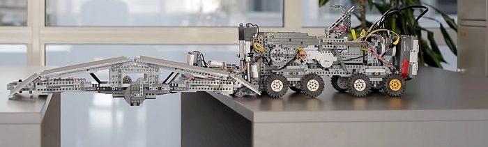 Lego machines