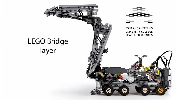 Lego Bridge Layer