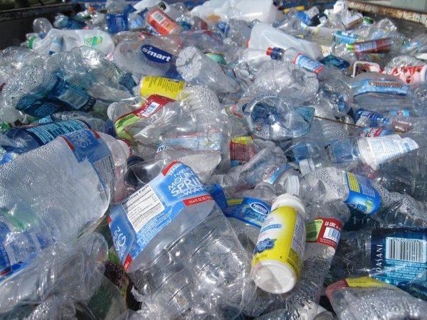 PET plastic
